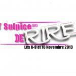 Festival Saintt Sulpice de rire 2013 (c) Association ABC BIEN