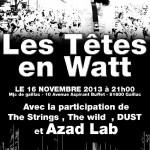 Gaillac Concert - Les Têtes en Watt (c) MJC Gaillac