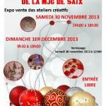 Saix Exposition-Vente (c) MJC SAIX