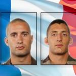 Antoine LE QUINIO et Nicolas VOKAER / © Armée de Terre