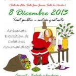 Monestiès Marché de Noël (c) Point touristique de Monesties