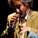 Monsieur Lézard en concert au Lo Bolegason - Castres / © Christophe Harter