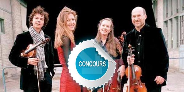 Gagnez des places pour le concert du Quatuor Ludwig à Saint-Sulpice - Concours DTT