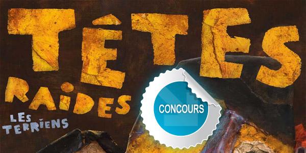 Gagnez des places pour le concert des Têtes Raides à Cap Découverte - Concours DTT