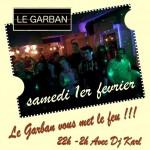 DJ Karl au Garban (c) Le Garban