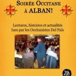 Alban Soirée occitane! (c) L'Atelier d'Alban