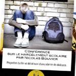 Conférence sur le harcèlement scolaire (c) mediathèque de Gaillac