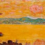 Le golfe de Saint-Tropez au couchant (c) Pierre Bonnard - 1925