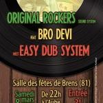 Brens Sound System (c) Original Rockers