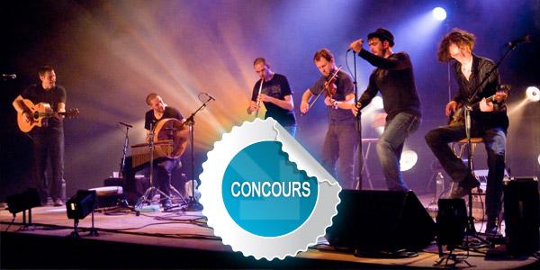 Gagnez des places pour les concerts de Doolin et Jens Bosteen au Bolegason de Castres - Concours DTT
