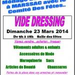 Marssac-sur-Tarn vide dressing (c) Comité des Fêtes de Marssac sur Tarn