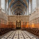 Albi, Cathédrale Sainte-Cecile choeur des chanoines / cc Blieusong flickr