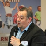 Patrice Gausserand, 1er Vice-Président de Tarn et Dadou / © François Darnez - Les petits lézards