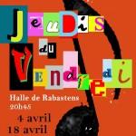Rabastens Les Jeudis du Vendredi (c) Toulouse en Scène