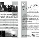 Castres Semaine de cinéma documentaire (c) Cinéma Le Lido et Les Cinglés du Cinéma