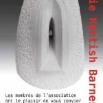 Exposition Art de pierre de Marlie K. Barnes (c) Le Cinq