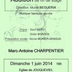 Jouqueviel concert de musique baroque (c) association Chiome d'oro