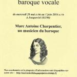 Jouqueviel stage de musique vocale (c) ensemble vocal Clizia