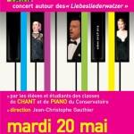 Sorèze Concert Brahms (c) Conservatoire de Musique et de Danse du Tarn