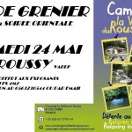 Vide Grenier Camping la Vallée du Roussy (c) camping la vallee du roussy