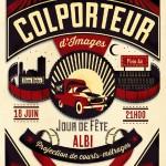 Albi Le Colporteur d'Images (c) Les Videophages en vadrouille
