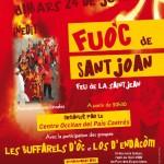 Castres Feu de la Saint Jean 2014 (c) Centre Occitan du Pays Castrais