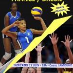 Castres Match amical JUNIOR filles (c) Castres Massaguel volley-ball