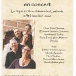Concert classique de L'Ensemble Thalia (c) Ensemble Thalia
