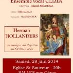 Concert de musique baroque sacrée - Salles (c) Chiome d'oro et Comité d'animation rurale