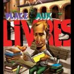 Gaillac Place aux livres avec les Malfaiteurs (c) association des Malfaiteurs