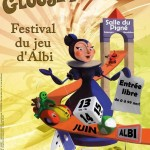 Gloose Festival - festival du jeu d'Albi (c) L'association La Marelle et ses partenaires