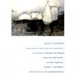Oeuvre de Nicole Carivenc (c) Association Pinceaux de Cocagne