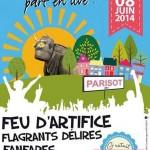 Parisot Paquita Part en Live ! (c) association Paquita Part en Live