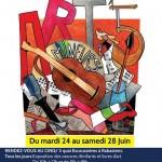 Rabastens Exposition Art Mineurs (c) Association Le Cinq
