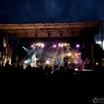 Ezza en concert sur la scène du OFF, Festival Pause Guitare 2014 / © François Darnez - Les petits lézards