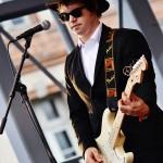 The Wild en concert sur la scène du OFF, Festival Pause Guitare 2014 / © Christophe Harter - Dans Ton Tarn