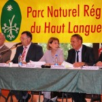 Visite PNR Ht Languedoc / © Prefecture du Tarn