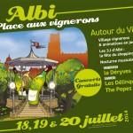 Albi Albi, Place aux Vignerons (c) Vignerons Indépendants du Tarn