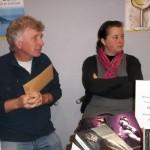 Carmaux Daniel Pagés en dédicace (c) Association Yucca Editions