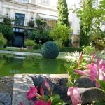 Château de Saurs, jardins (c) SCEA Château de Saurs