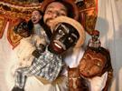 Graulhet : Rues d'Eté, marionnettes brésiliennes
