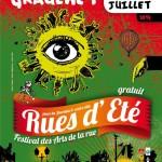 Graulhet Rues d'Eté 2014 (c) Rues d'Eté