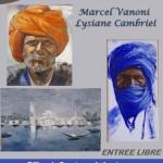 Lautrec Exposition de peintures (c) Marcel Vanoni et Lysiane Cambriel