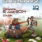Pampelonne Fête du livre et de la gourmandise (c) Association Des Livres et Nous