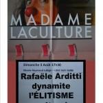 Mme Laculture par Rafaële Arditi (c) Musée Raymond Lafage