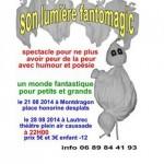 Spectacle Fantomagic (c) Kabarionet- Montdragon