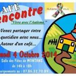 Café Rencontre Autisme Montans (c) Autisme&Vous