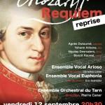 Castres Concert Requiem de Mozart (c) Ensemble Orchestral du Tarn