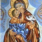 Vierge à l'enfant (c) Nicolaï Greschny