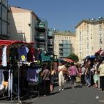 Aussillon, La Falgalarié et son marché, premier quartier à avoir son conseil citoyen / © Ville d'Aussillon